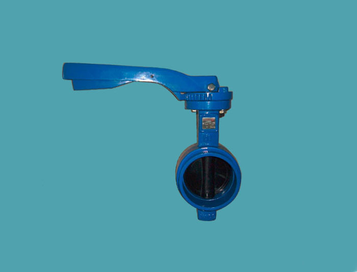 Groove End Butterfly Valve
