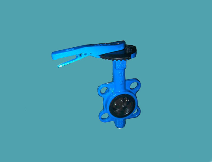 Long Neck WaferType Butterfly Valve