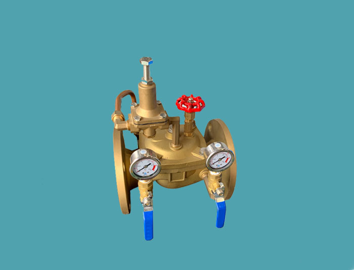 Brass Material Pressure Reducing Valve