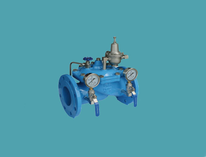 Ductile Iron Material Pressure Reducing Valve